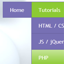 Creating CSS3 dropdown menu #4