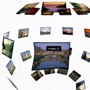 Creating A Globe Shaped Photo Gallery using 3D Sphere Gallery FX