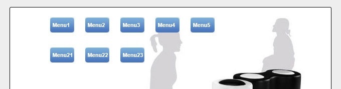 CSS3 animated menu8