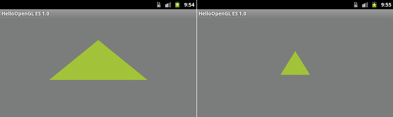 OpenGL ES
