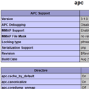 How to install APC on Linux