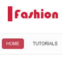 Fashion HTML5&CSS3 single page layout