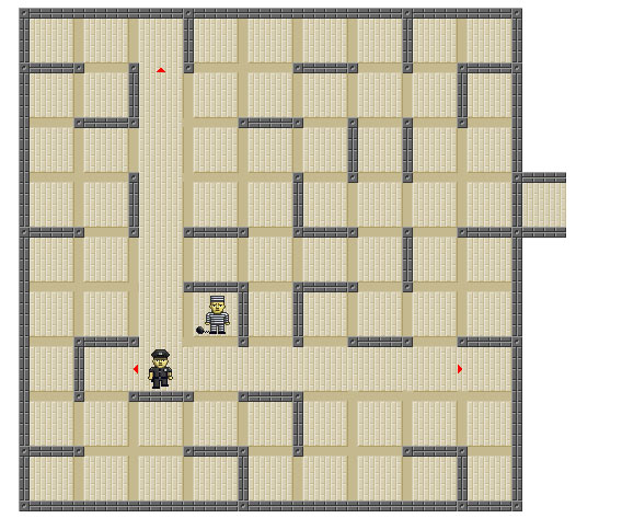 Cops and Robbers - CSS puzzle