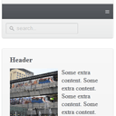 Neat and modern design - responsive