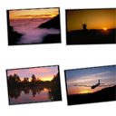 Creating photo gallery using PostcardViewer