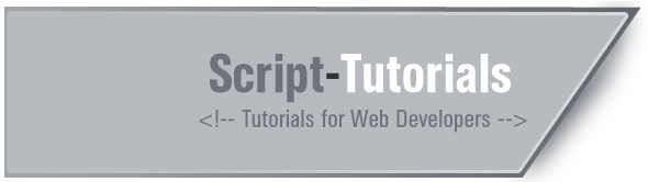 Script Tutorials - Web Development