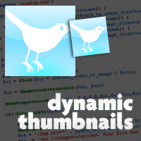 Dynamic Thumbnails PHP Tutorials