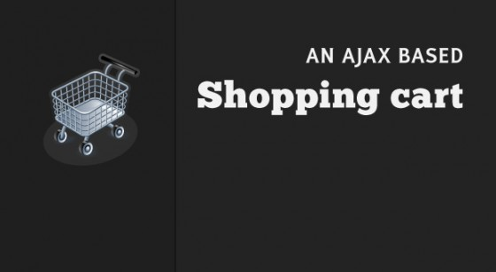 PHP TUtorial Shopping Cart