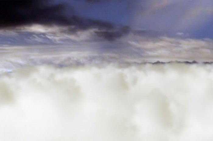 Animated Moving Clouds using HTML5