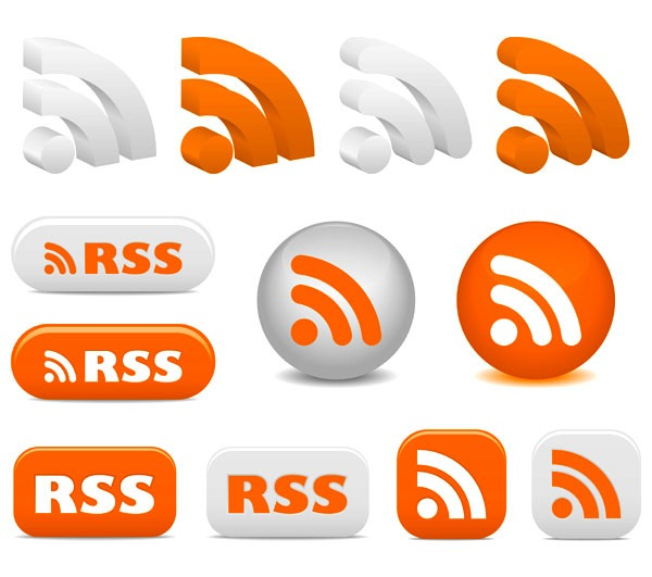 Beautiful RSS icons with Photoshop