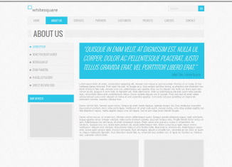 Page layout with Boostrap 3