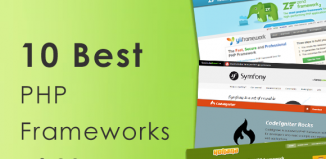 10 Best PHP Frameworks of 2015