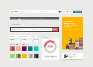 UI design styles collection