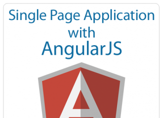 Single Page Application with AngularJS