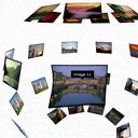 3D Sphere Gallery FX - flash photo gallery