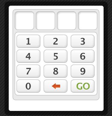 Browser PinPad