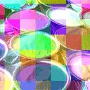 HTML5 canvas pixelate effect