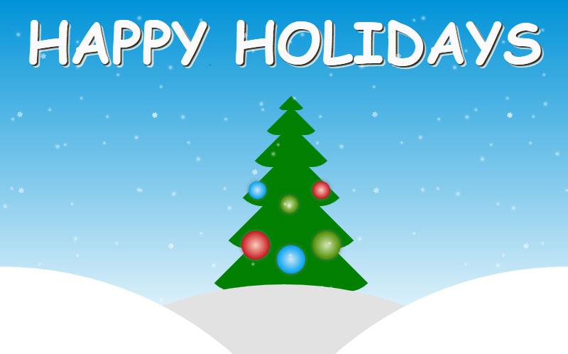 CSS3 Christmas Tree