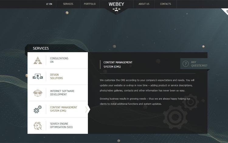 Webey