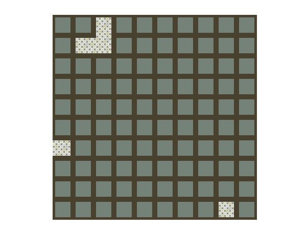 CSS maze puzzle