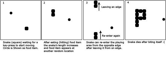 Snake Storyboard