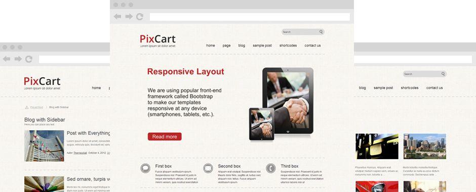 PixCart Red