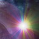 flare lens effect