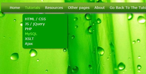css3 menu2