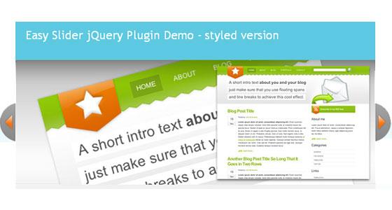 jquery slide show plugin