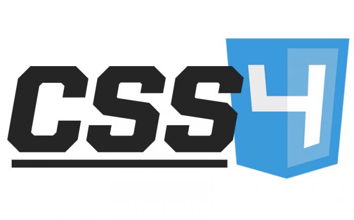 CSS4 – Selectors Level 4