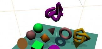 WebGL With Three.js - Lesson 1