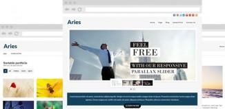 32 Free premium wordpress themes