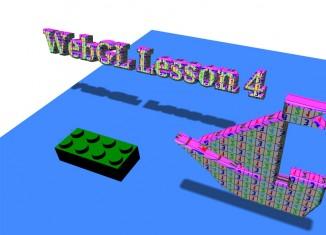WebGL With Three.js – Lesson 4