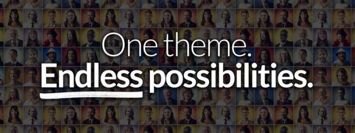 WordPress Themes X theme