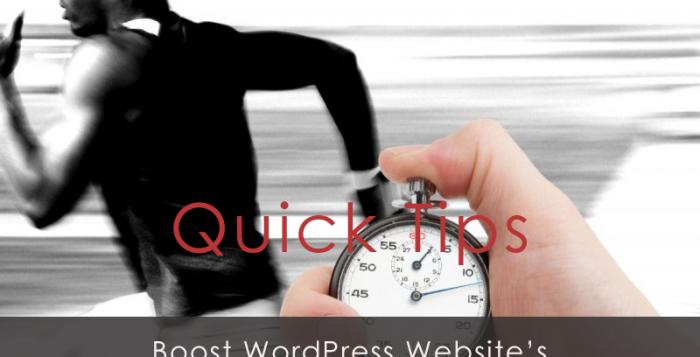 Performance of WordPress Website