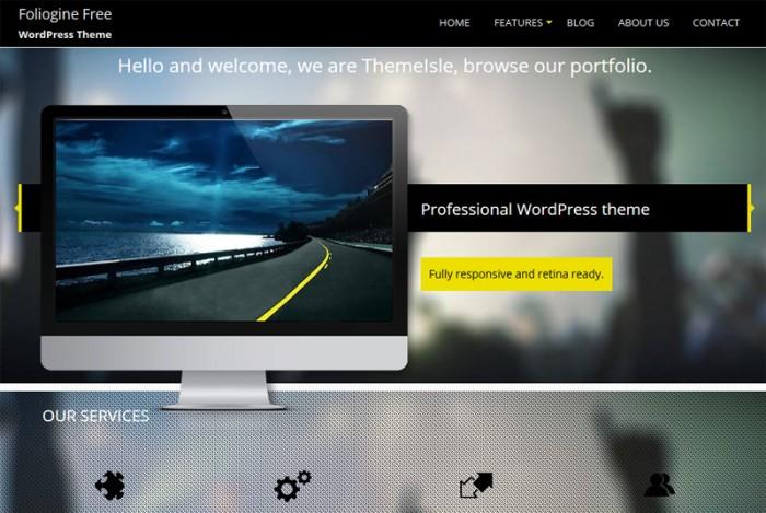 20 Free WordPress Art themes