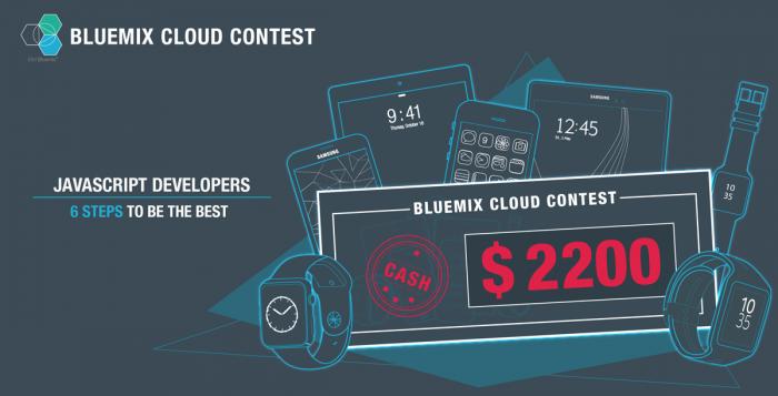 IBM Bluemix Cloud Contest